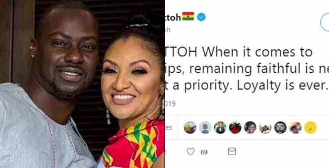 Chris Attoh Tweeted About His 'shaky' Marriage After His Wife Was Shot Dead
