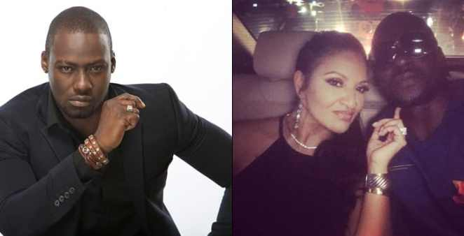 Social media users accuses Chris Attoh of murdering his wife