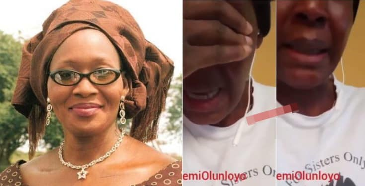 Image result for I will kill myself,' – Kemi Olunloyo threatens (Video)