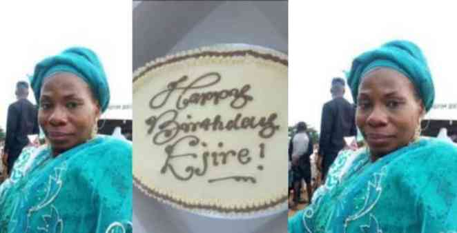 Nigerian mum dies on her birthday after asking for cake