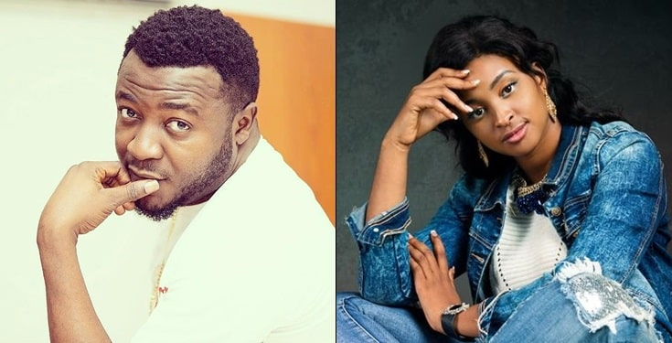 Etinosa going naked live on Instagram was staged – MC Galaxy