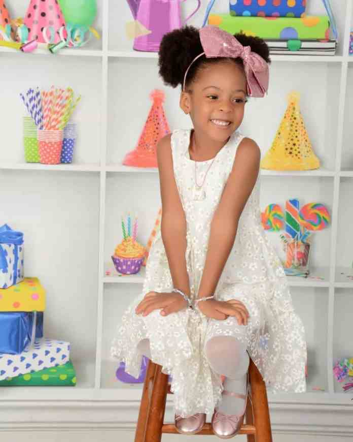 66140669 2286255048154836 8495273295955034383 n Anna Banner celebrates 4th birthday of her daughter, Sofia