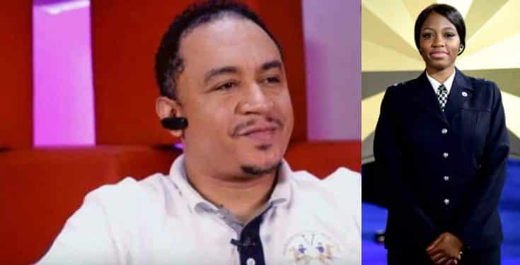 BBNaija: Daddy Freeze reacts to MET police alleged plans to sack Khafii