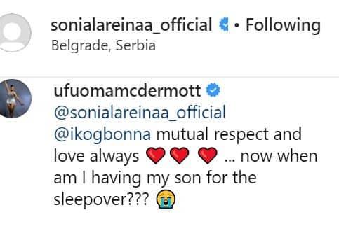 Tonto Dikeh, Yvonne Jegede react to IK Ogbonna & Sonia' marriage crash