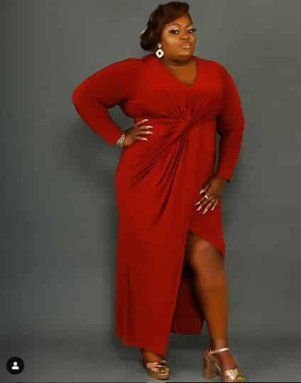 Actress Eniola Badmus celebrates birthday with lovely new photos
