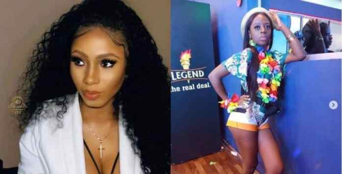 BBNaija 2019: Mercy and Diane accused of lesbianism (Video)