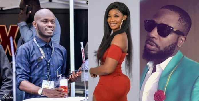 """Mr Jollof vows to beat Tunde Ednut for """"hating"""" Tacha"""