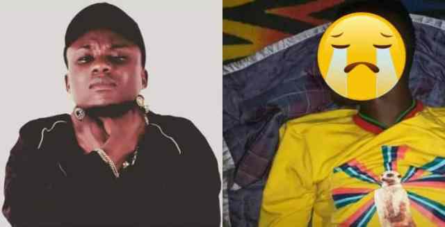 Young Nigerian musician, Olanrewaju PelePele allegedly commits suicide
