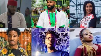 BBNaija 2019: Frodd nominates Tacha, Mike, Elozonam, Cindy