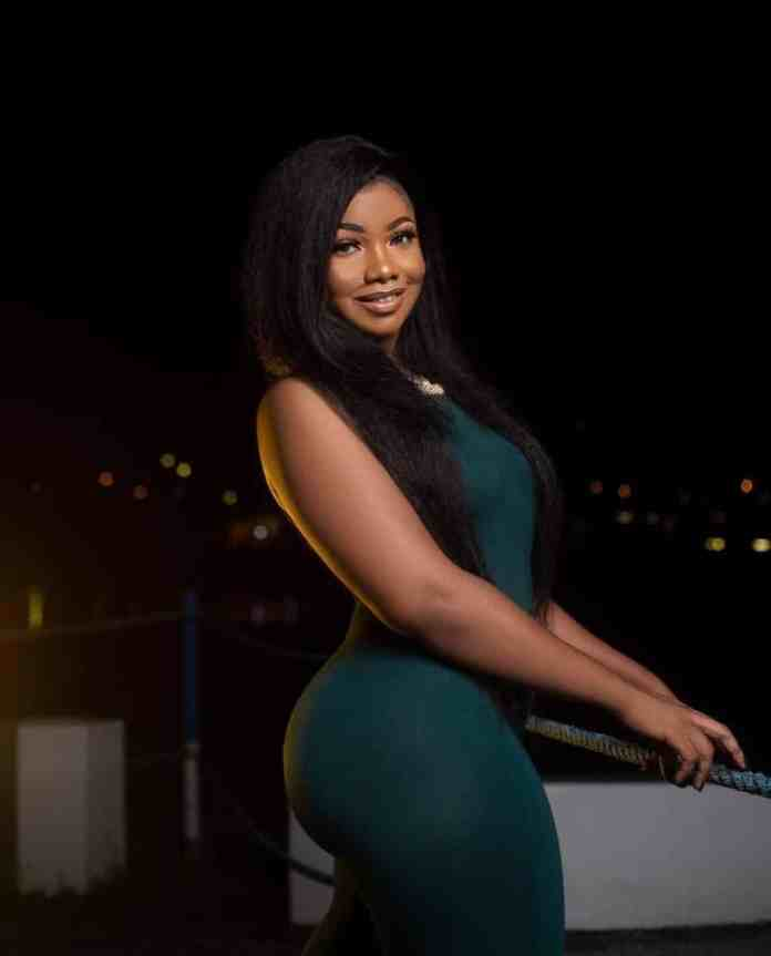 Check out Tacha dancing to Naira Marley's 'soapy' song(video)
