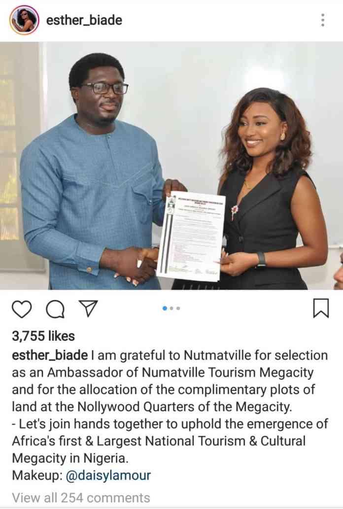 Frodd and Esther become ambassadors of Numatville Tourism