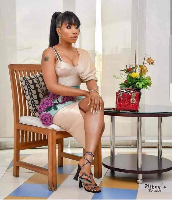Mercy becomes owner of a four-bedroom duplex in Lagos (video)