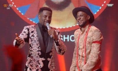 BBNaija 2019: What Omashola did to Organizers over Arena Weekly Game Winner
