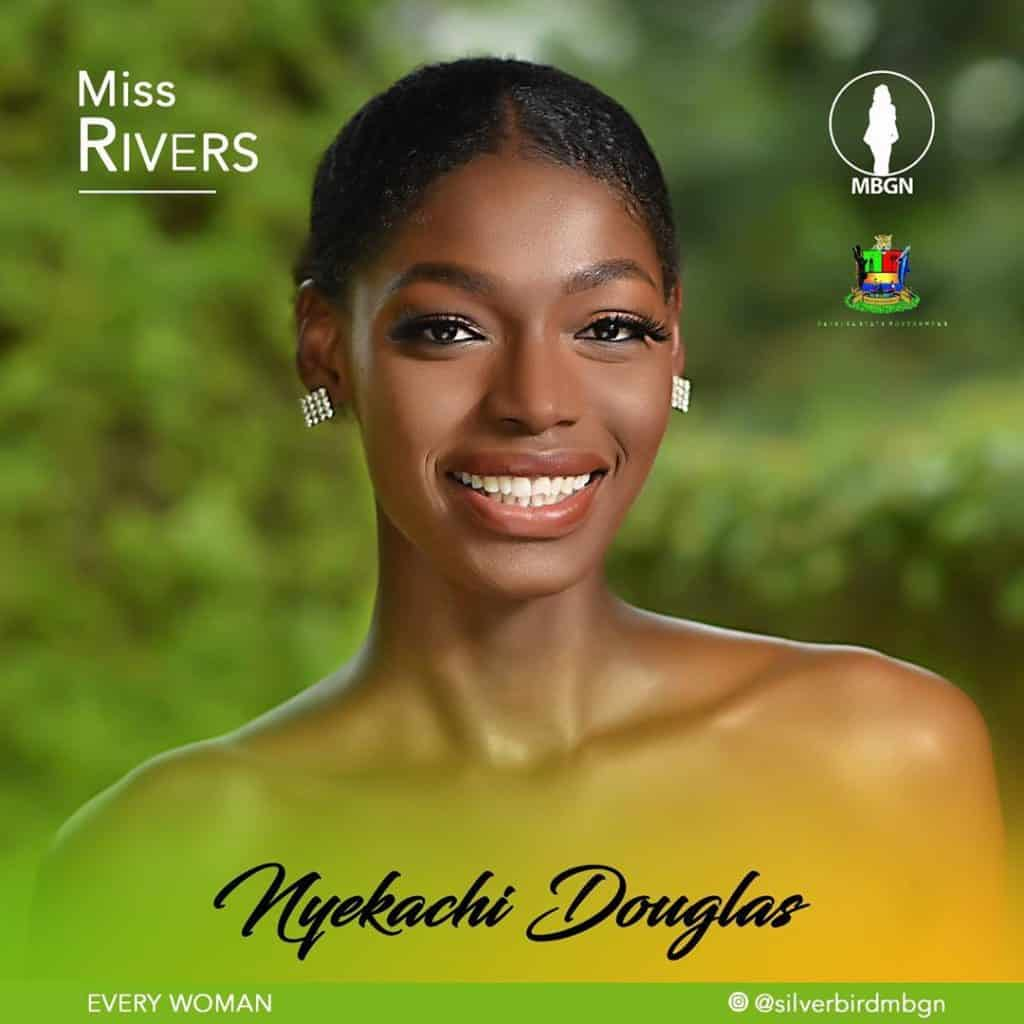MBGN 2019: Miss Rivers, Nyekachi Douglas, emerges as the New Queen