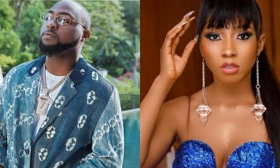 """""""E go loud""""- Davido speaks on Mercy's homecoming party"""