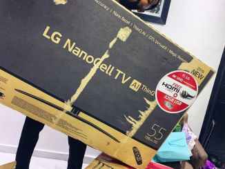 Mike receives loads of gifts at his 'meet and greet' party in Lekki