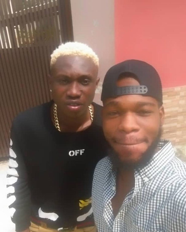 'I was a nobody in 2017 when i met Zlatan Ibile for the first time' – Broda Shaggi writes 1