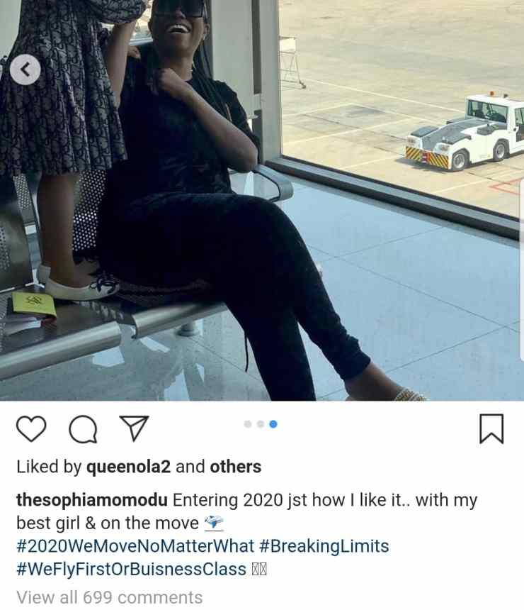 'I never asked for a lift' – Sophia Momodu tackles Davido 3