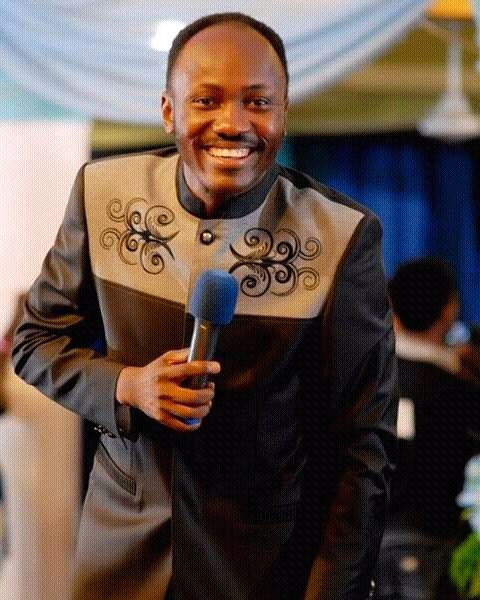 Apostle Johnson Suleman reacts to Pastor Adeboye telling men not to marry women who can't cook