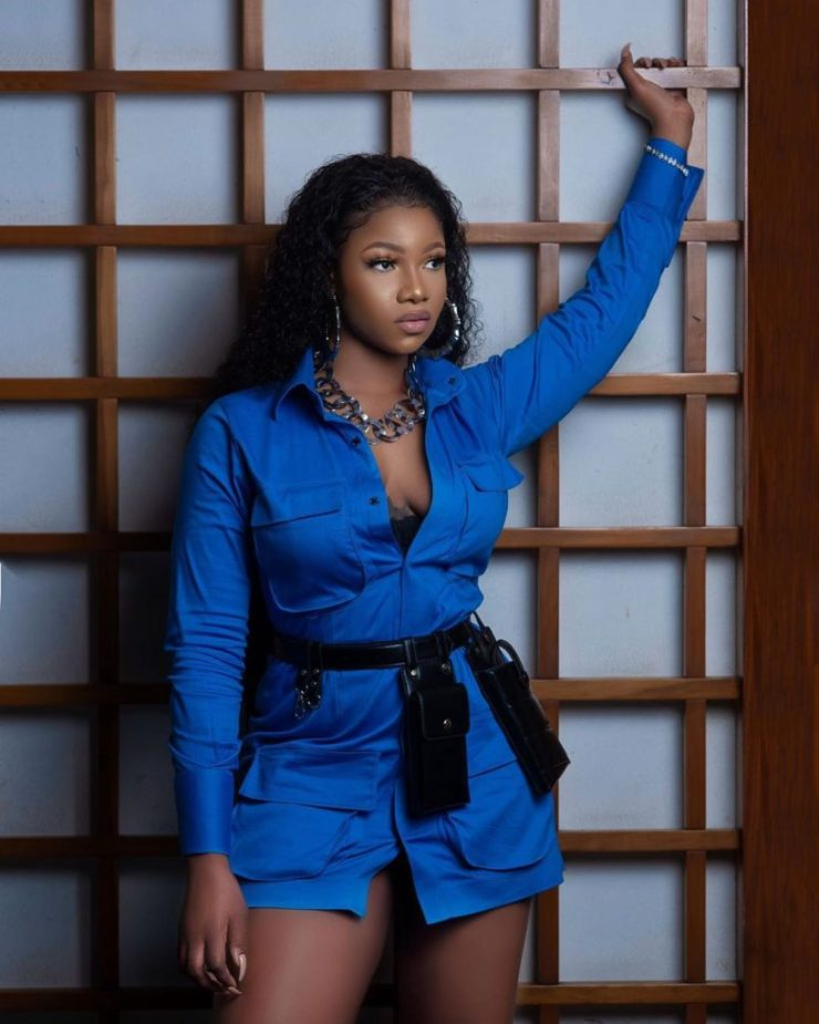 All my haters are in Brekete Kingdom in Nigeria– Mercy Eke shades Tacha & her fans (video) 2