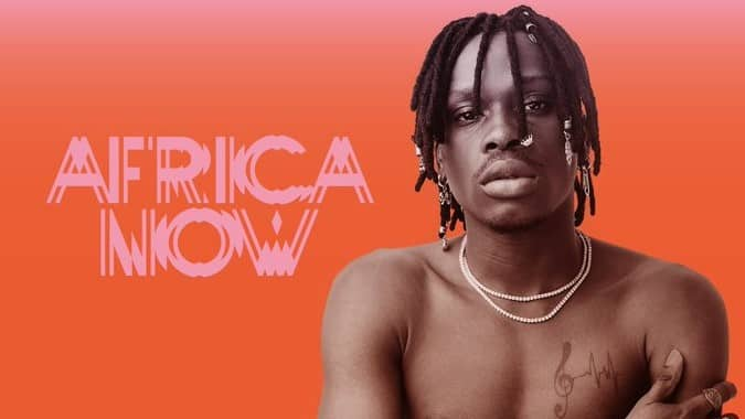 Fireboy Is The New Cover of Apple Music Africa, Replaces Davido