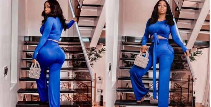 """Toke Makinwa: """"I'm showing off my ass cos I think it's a trend"""""""