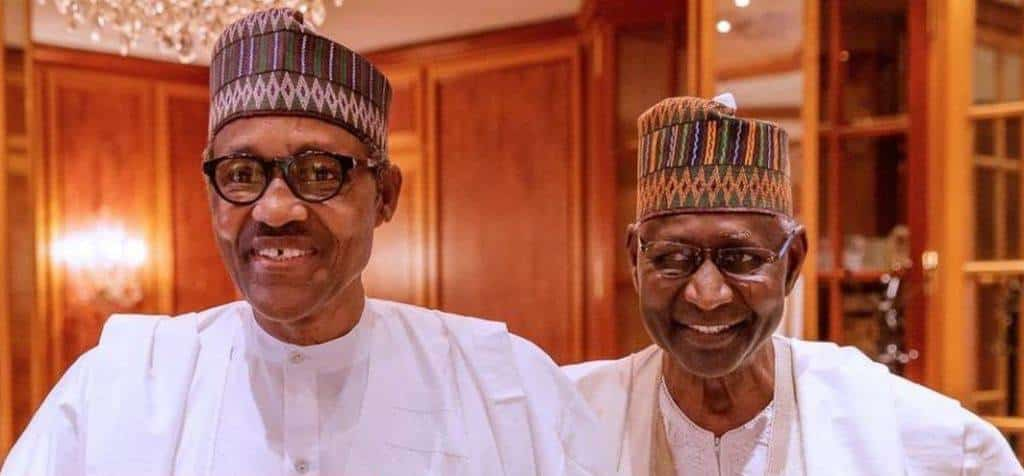 Sad: Abba Kyari is Dead, President Buhari's Chief of Staff