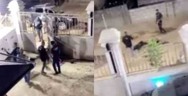 Four armed robbers shot dead by police while robbing in Lekki (video)