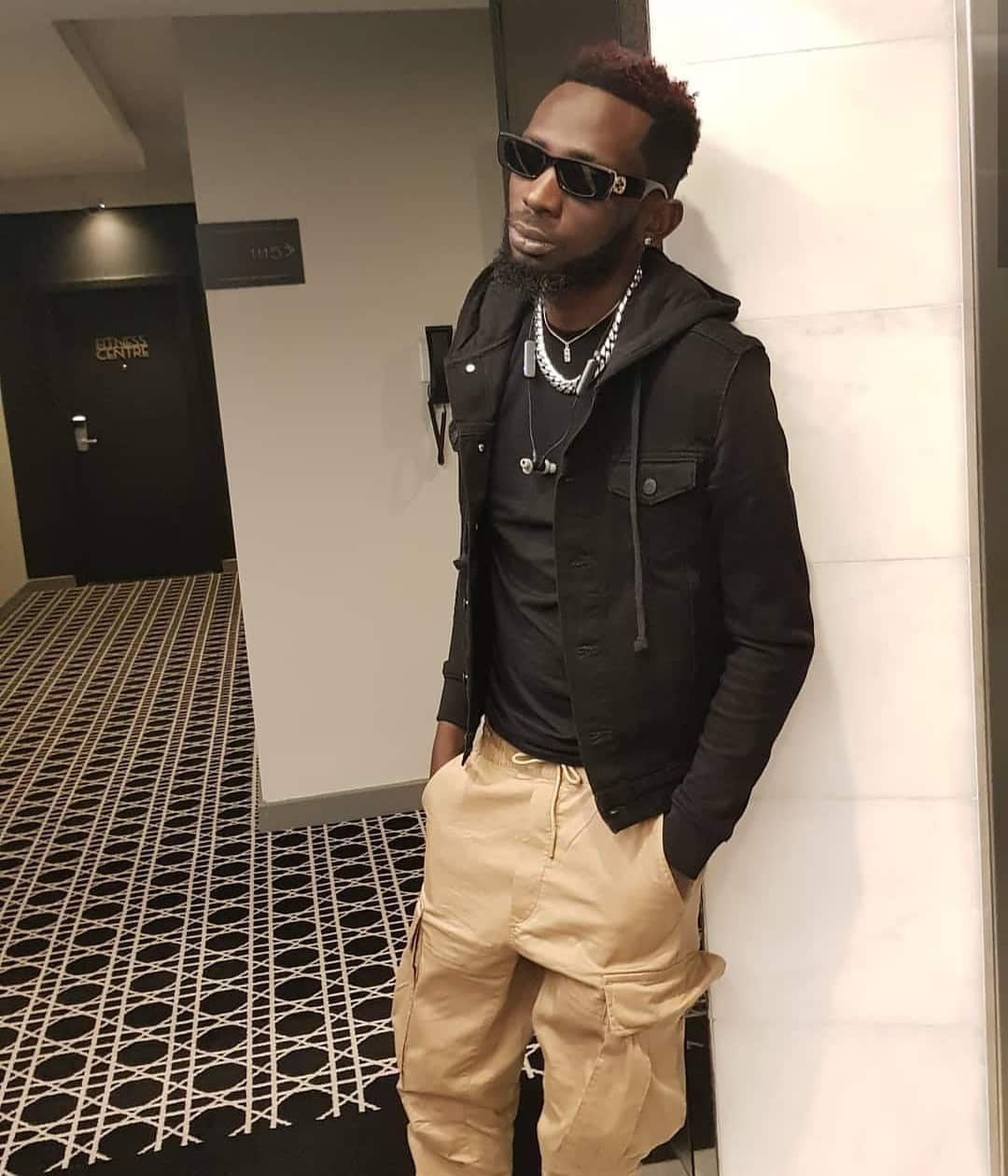 Singer, May-D reveals his issue with PSquare (Video)