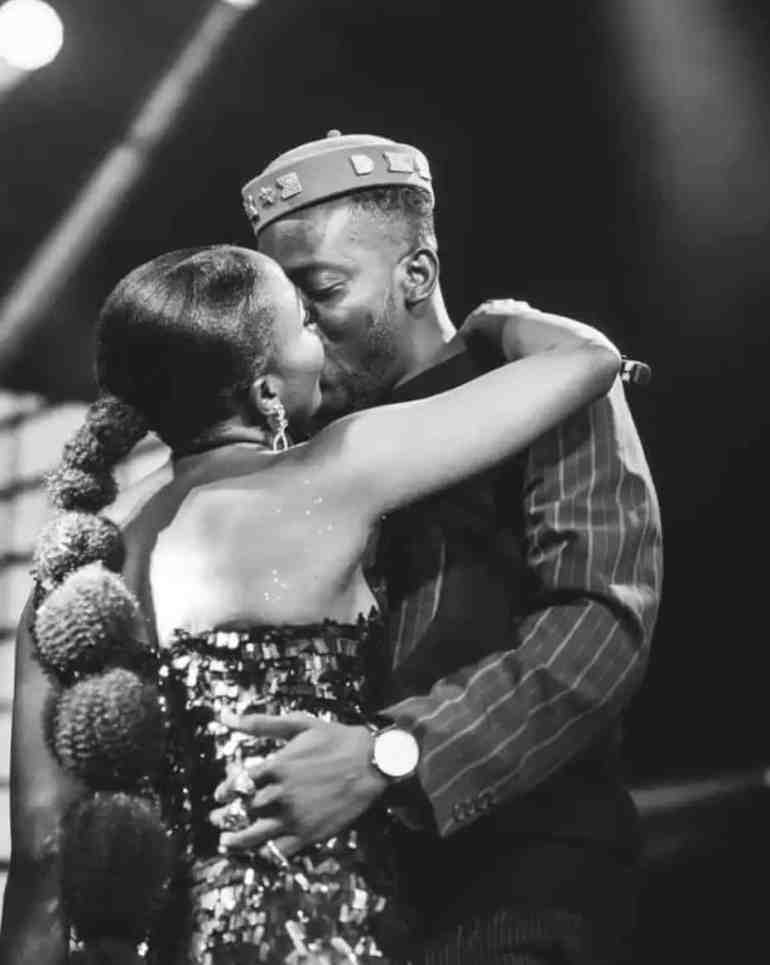 JUST IN: Simi and Adekunle Gold reportedly welcome their first baby in the US 1