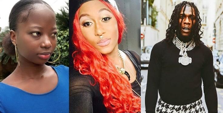 Cynthia Morgan caused her misfortune by dating Burna Boy – Lady reveals