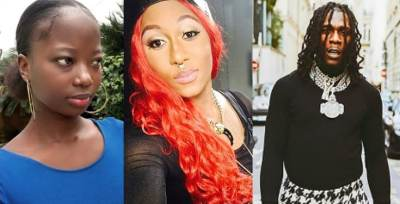 Cynthia Morgan caused her misfortune by dating Burna Boy – Lady reveals