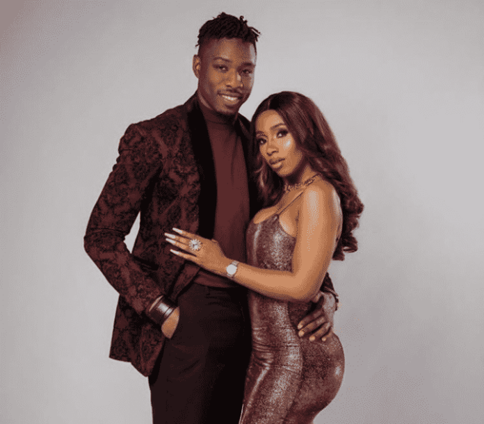 BBNaija's Omashola mocks Ike, asks him to return Mercy's sanitary pad