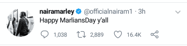 Hardcore Marlians celebrate #MarliansDay in grand style
