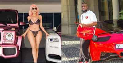"""At least our bleaching is legal"" – Dencia drags Hushpuppi"