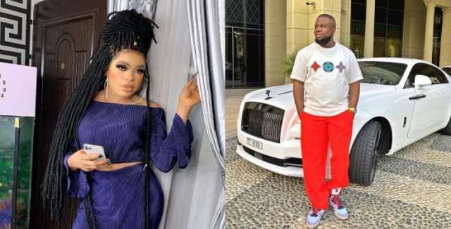 "I ""stan"" with Hushpuppi — Bobrisky"