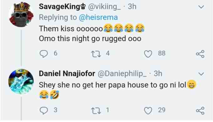 Nigerians drag Rema for kissing female fan and spraying money on her bum on first date (Video) 15