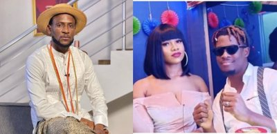 Omashola reacts to Seyi not apologizing for calling Tacha a prostitute