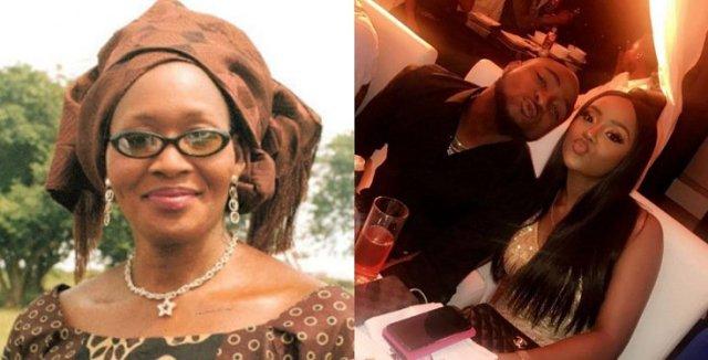 Kemi Olunloyo prays for Davido and Chioma