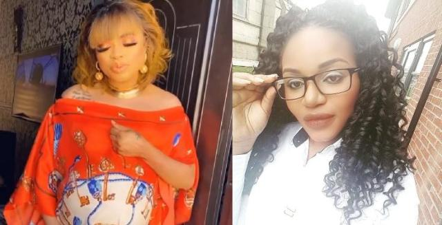 Bob - Bobrisky slams blogger who stated he's crossing the road