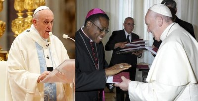 Pope Francis appoints Anambra Bishop into Pontifical Council