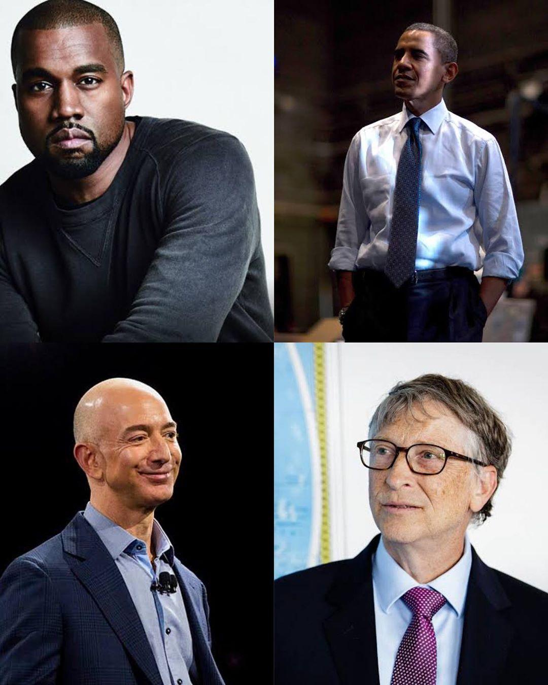 Hackers make millions of naira after hacking twitter accounts of Bill Gates, Barrack Obama, Jeff Bezoz, Kanye West, others