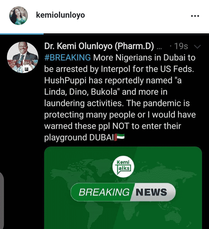 Hushpuppi Wanted By 47 Countries