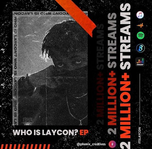 Laycon's EP who is laycon