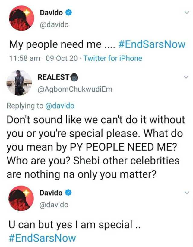 angry twitter user drags davido