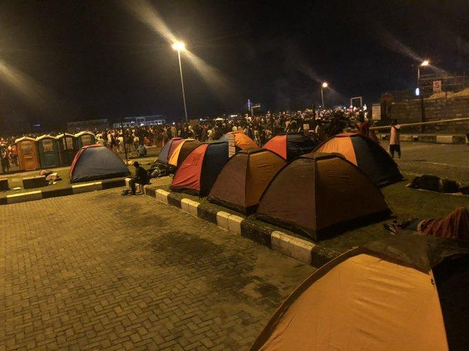 Lekki Toll Gate protest