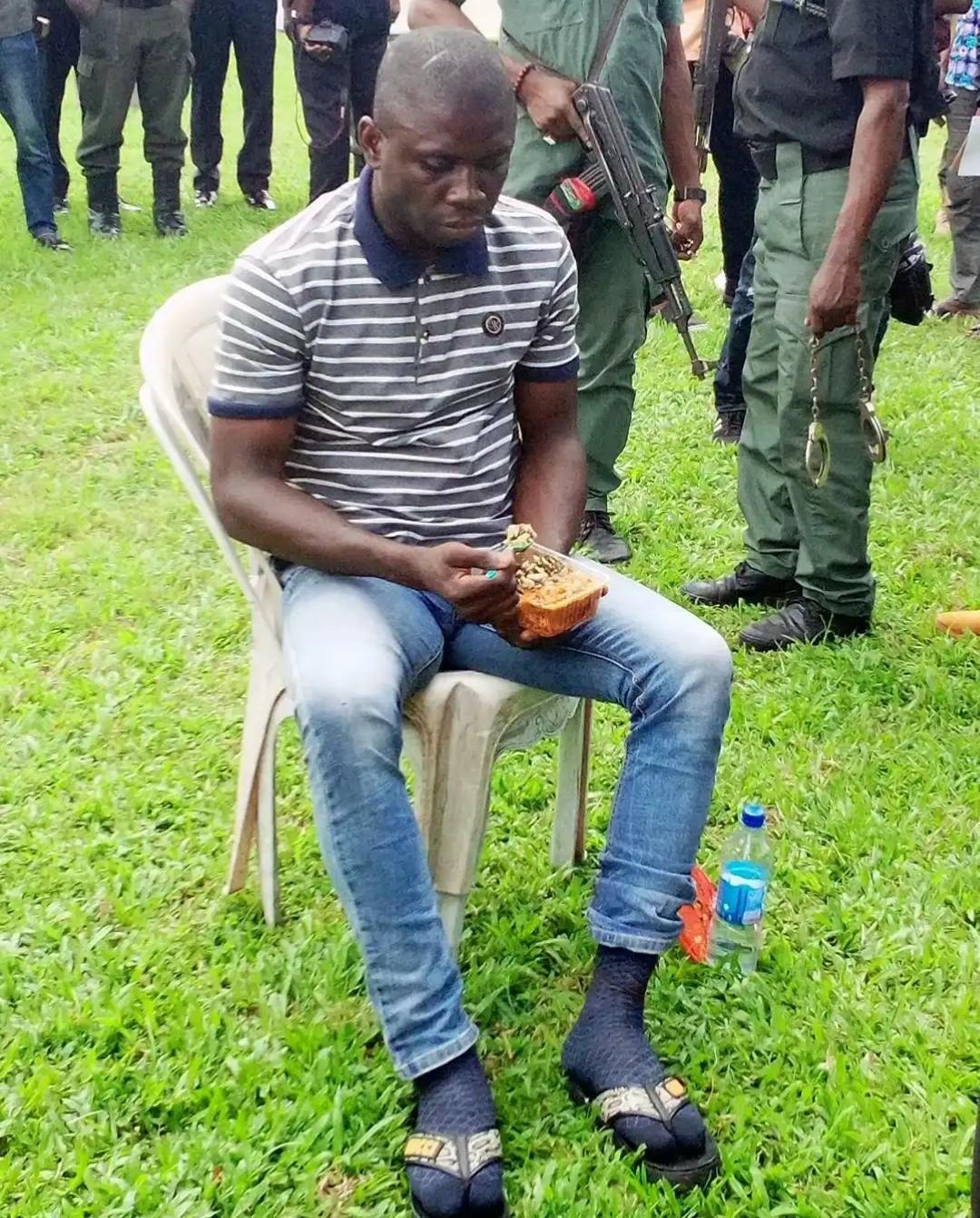 Port Harcourt Serial Killer, David West Sentenced To Death By Hanging - 247  News Around The World