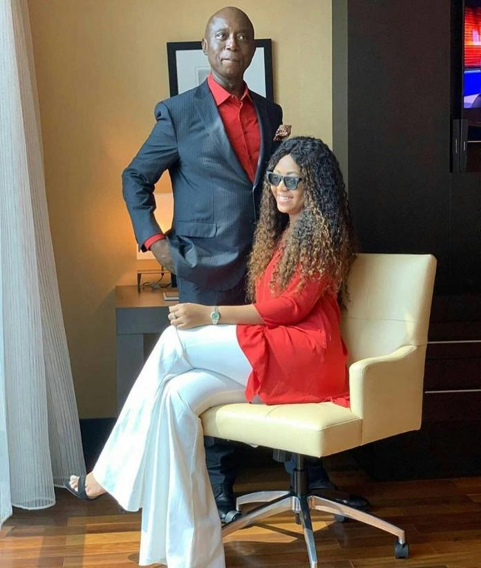 "Thank You Baby"" – Regina Daniels' Excited As Hubby, Ned Nwoko Gifts Her An Expensive  Birthday Present (Video) — Global Times Nigeria"