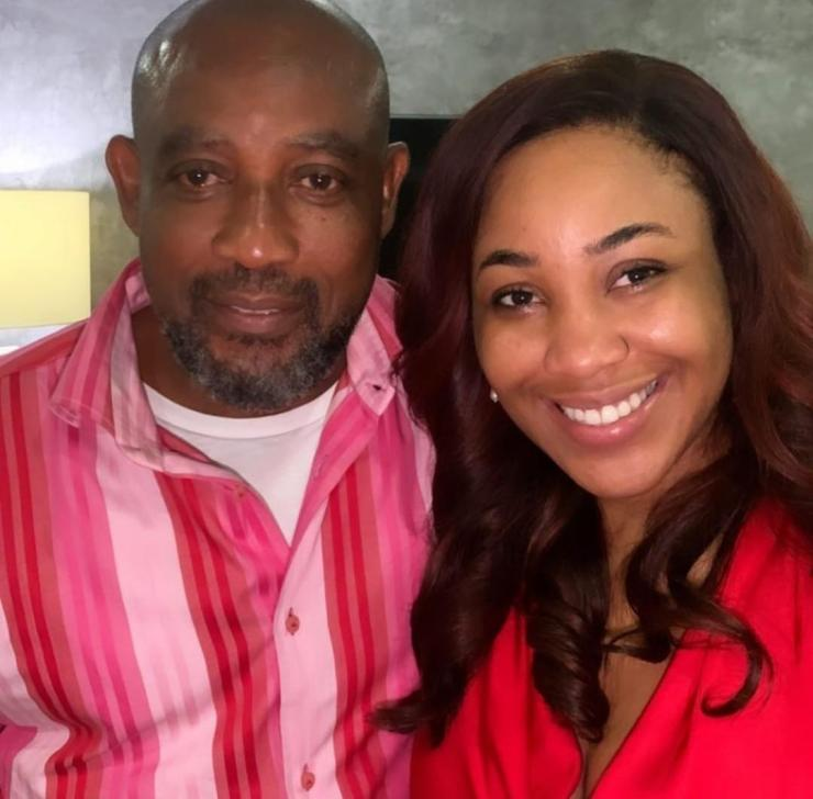 You are the most beautiful girl in the whole Africa – Erica gushes as her father praises her (Video)