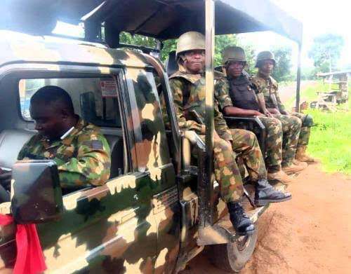 Army launches crocodile smile